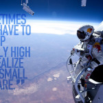How scientific learning and worldly knowledge can be an Iman booster felix baumgartner