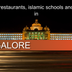 Find halal restaurants, shopping in Bangalore
