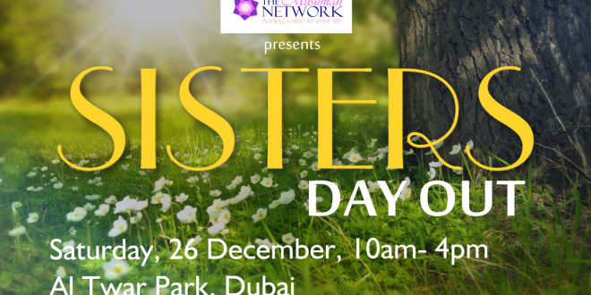 Sisters Day Out- Dubai