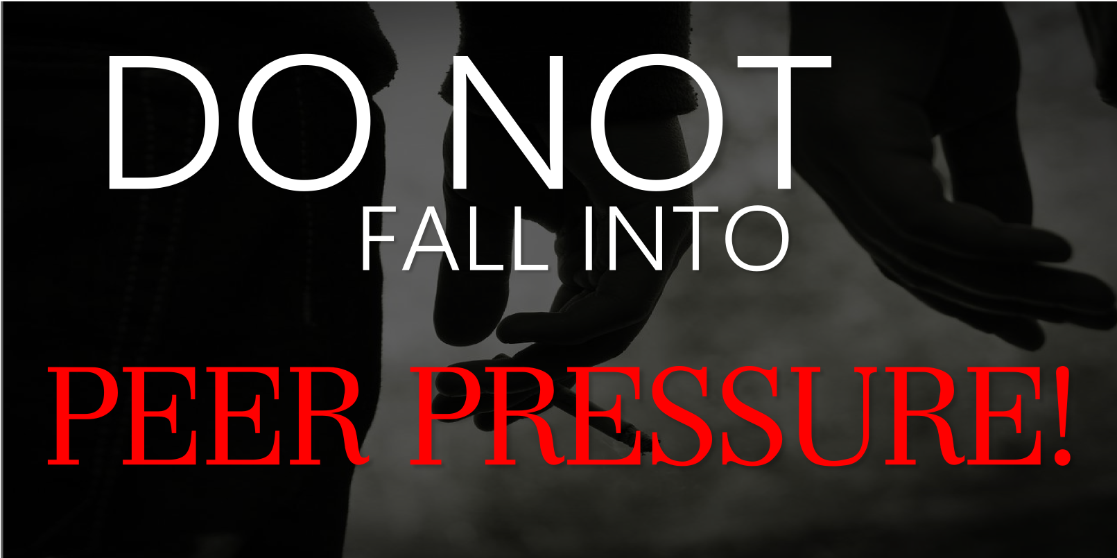 Peer pressure and how to deal with it - The Muslimah Network