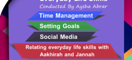 Life Skills Workshop By Aysha Abrar
